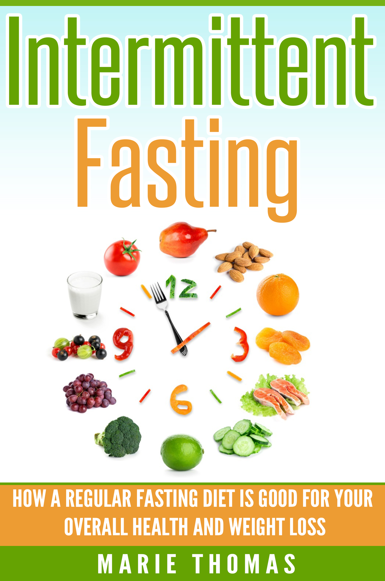 Intermittent Fasting Book Cover