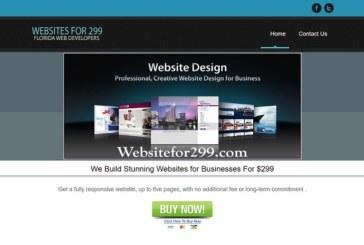 WordPress Websites for $299